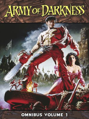 cover image of Army of Darkness (1992), Omnibus Volume 1