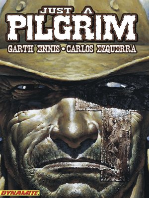 cover image of Just A Pilgrim