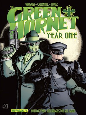 cover image of Green Hornet: Year One (2010), Volume 2