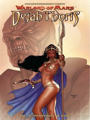 cover image of Warlord of Mars: Dejah Thoris (2011), Volume 6