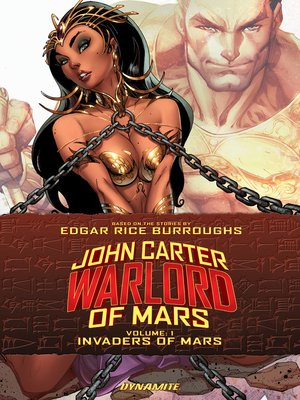 cover image of John Carter: Warlord of Mars (2014), Volume 1