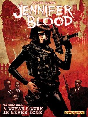 cover image of Jennifer Blood (2011), Volume 1