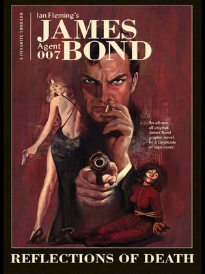 """cover image of James Bond In """"Reflections of Death"""""""