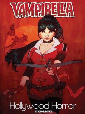 cover image of Vampirella: Hollywood Horror