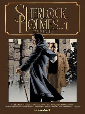 cover image of Sherlock Holmes Omnibus, Volume 1