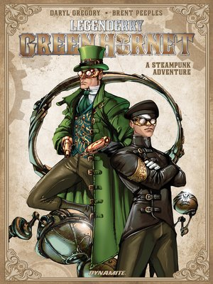 cover image of Legenderry: Green Hornet