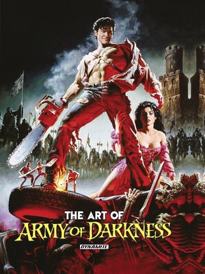 cover image of The Art of Army of Darkness