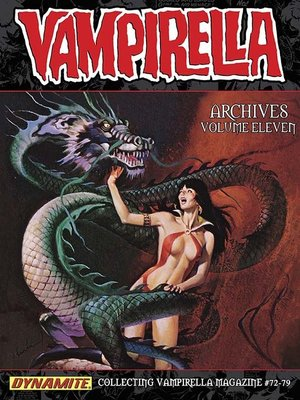 cover image of Vampirella Archives, Volume 11