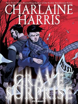 cover image of Charlaine Harris' Grave Surprise