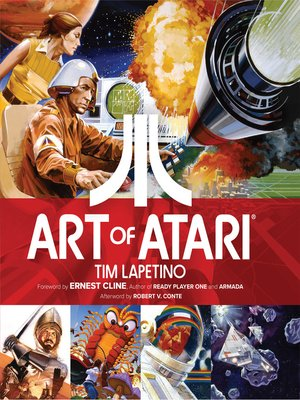 cover image of Art of Atari