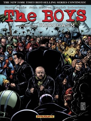 cover image of The Boys (2006), Volume 5