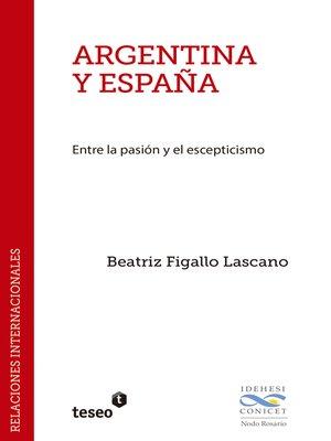 cover image of Argentina y España