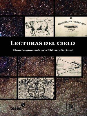 cover image of Lecturas del cielo
