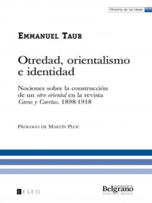 cover image of Otredad, orientalismo e identidad