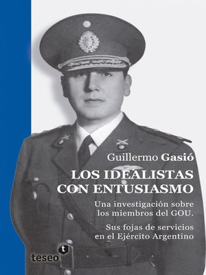 cover image of Los idealistas con entusiasmo