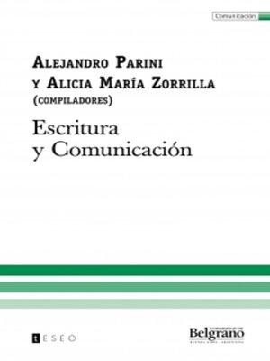 cover image of Escritura y comunicación
