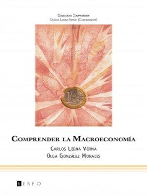 cover image of Comprender la Macroeconomía