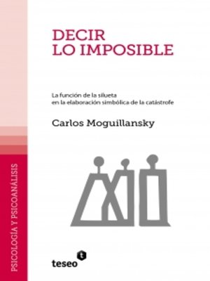 cover image of Decir lo imposible