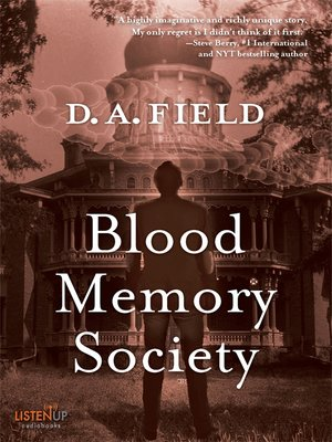 cover image of Blood Memory Society