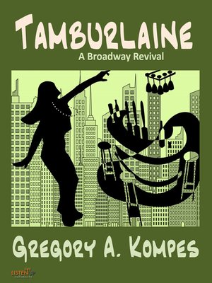cover image of Tamburlaine