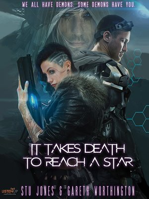 cover image of It Takes Death to Reach a Star
