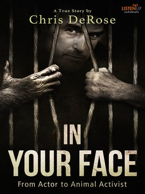 cover image of In Your Face