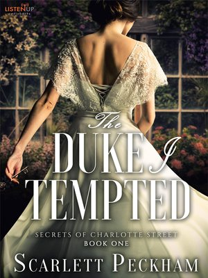 cover image of The Duke I Tempted