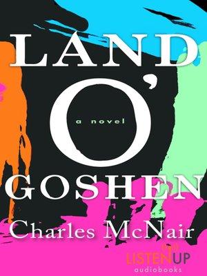 cover image of Land O' Goshen