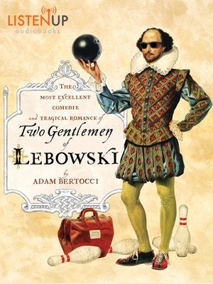 cover image of Two Gentlemen of Lebowski