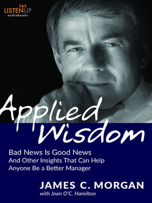 cover image of Applied Wisdom