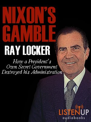 cover image of Nixon's Gamble