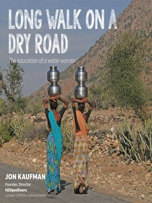 cover image of Long Walk on a Dry Road