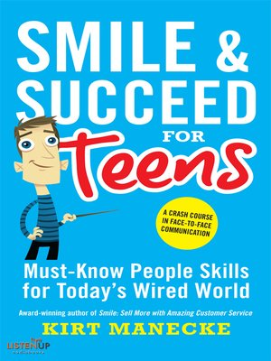 cover image of Smile & Succeed for Teens