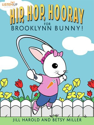 cover image of Hip, Hop, Hooray for Brooklyn Bunny