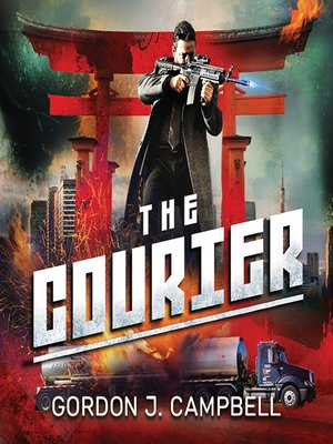 cover image of The Courier