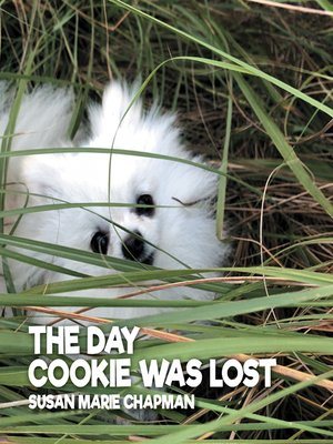 cover image of The Day Cookie Was Lost