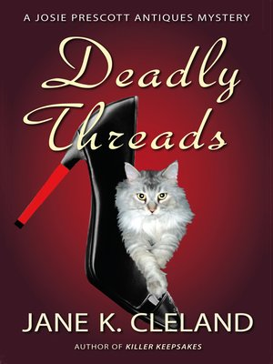 cover image of Deadly Threads