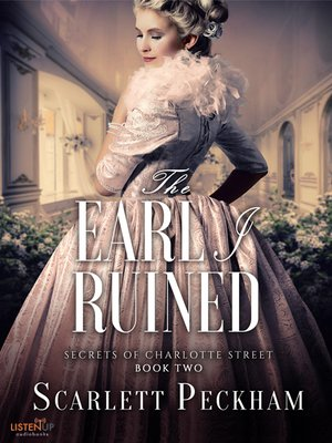 cover image of The Earl I Ruined