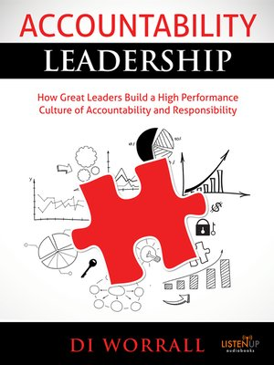 cover image of Accountability Leadership