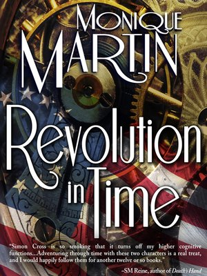 cover image of Revolution in Time