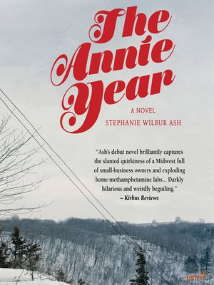 cover image of The Annie Year