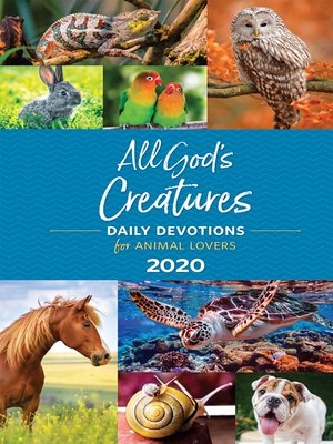 cover image of All God's Creatures