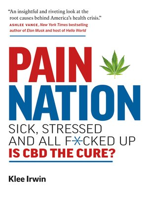 cover image of Pain Nation