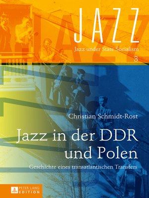 cover image of Jazz in der DDR und Polen