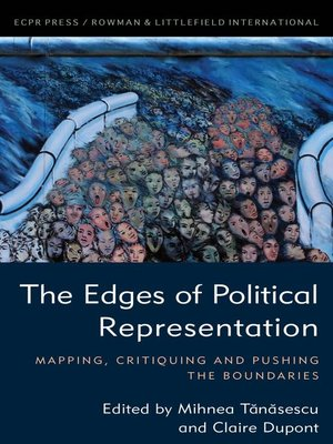 cover image of The Edges of Political Representation