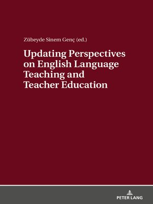 cover image of Updating Perspectives on English Language Teaching and Teacher Education