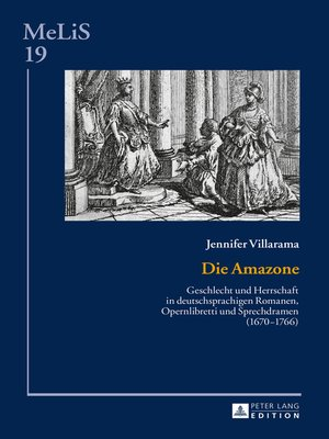cover image of Die Amazone
