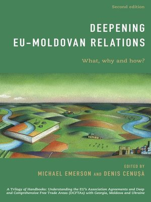 cover image of Deepening EU-Moldovan Relations