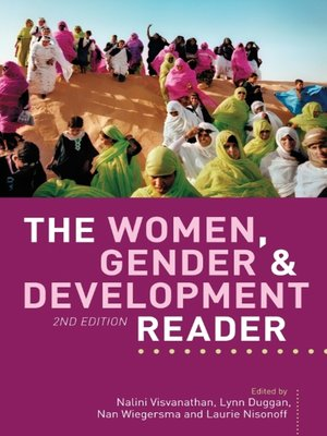 cover image of The Women, Gender and Development Reader
