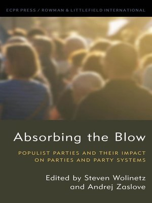 cover image of Absorbing the Blow